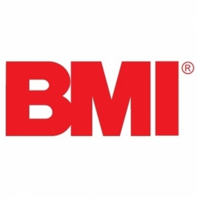 Stačiakampio formos aliuminio lyginimo h-profilis BMI (300 cm) 5