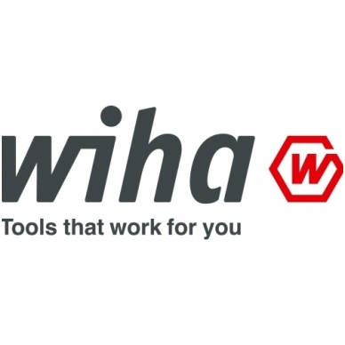 Dvipusis plaktukas vidutinio minkštumo/labai kietas WIHA Safety (60 cm) 5