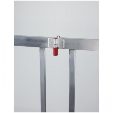 Aliuminio mobilus bokštelis RS 44 (A modulis), darbinis aukštis 3,00 m 6