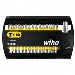 "Antgalių rinkinys WIHA XLSelector Y-Bit 25 mm Phillips, Pozidriv, TORX® 1/4 ""(32 vnt.)"