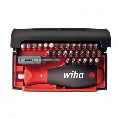 Antgalių rinkinys WIHA Bit Collector Standart 25 mm (32 vnt.)