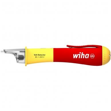 Bekontaktis įtampos detektorius WIHA 90–1,000 VAC 2
