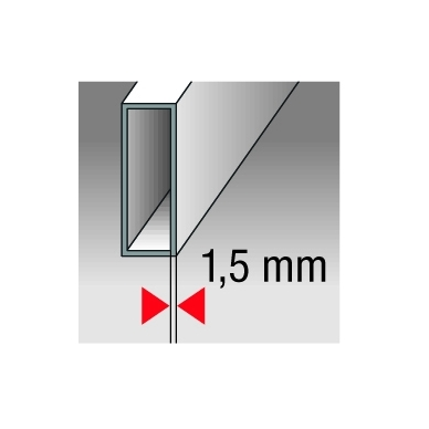 Gulsčiukas BMI Eurostar (80 cm) 4