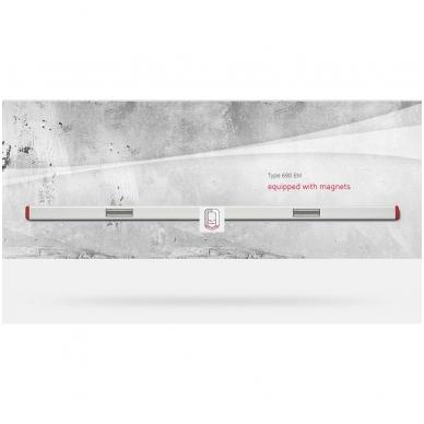 Gulsčiukas BMI Eurostar su magnetais (40 cm) 2