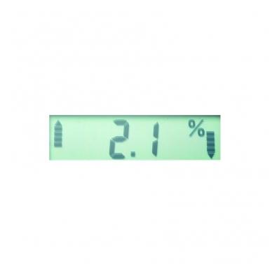Skaitmeninis gulsčiukas BMI Incli Tronic plus (60 cm) 2