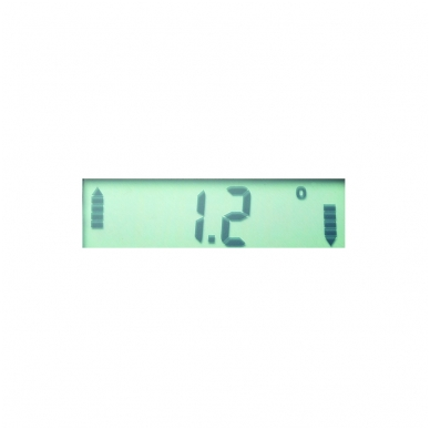 Skaitmeninis gulsčiukas BMI Incli Tronic plus (60 cm) 3