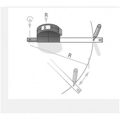 Ruletė BMI 405 VISO (3 m) 3