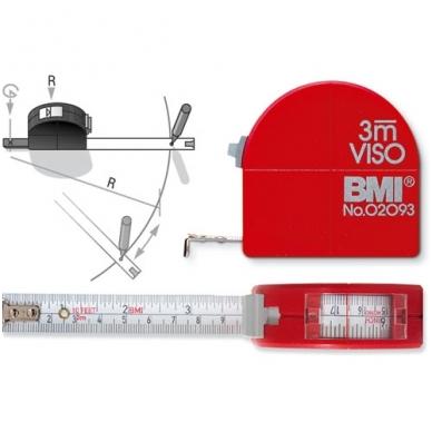 Ruletė BMI 405 VISO (3 m) 2
