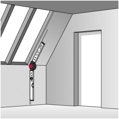 Universalus kampainis BMI WINKELSTAR (60 x 80 cm) 8