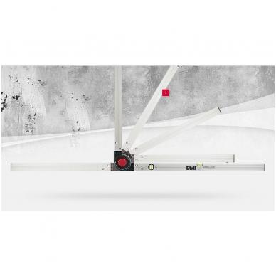 Universalus kampainis BMI WINKELSTAR (100 x 150 cm)