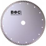 Deimantinis pjovimo diskas BOHRCRAFT TURBO BASIC (180 mm)