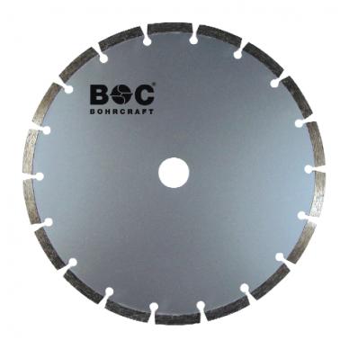 Deimantinis pjovimo diskas BOHRCRAFT BASIC (230 mm)