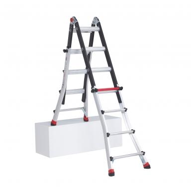Daugiafunkcinės kopėčios Varitrex Teleprof (4x5)