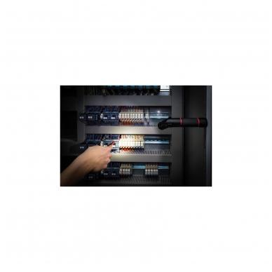 Daugiafunkcinis žibintuvėlis WIHA, LED, UV ir Lazerio šviesa, su magnetu 3
