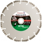 Deimantinis pjovimo diskas DRONCO Superior B4 (350 x 2,8 x 25,4)