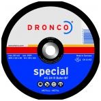 Pjovimo diskas DRONCO SPECIAL AS 24 R BAHN (350 x 4 x 25,4)