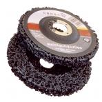 Poliravimo/valymo abrazyvinis diskas DRONCO (125 x 22,3)