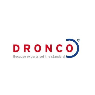 Pjovimo diskų rinkinys 10 vnt. DRONCO INOX AS60T INOX (125x1,0x22,23) 3