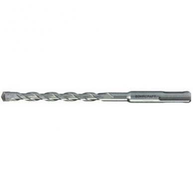 Grąžtas betonui SDS-plus BOHRCRAFT (8,0 x 460/400 mm)