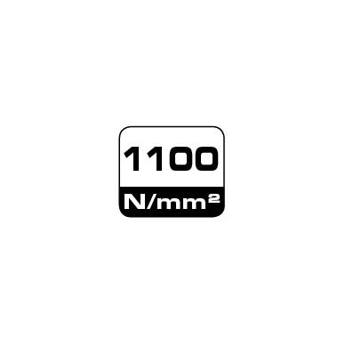 Grąžtas BOHRCRAFT DIN 338 HSS-E Co 5% (10,5 mm) 5