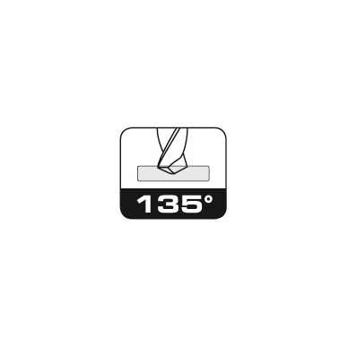 Grąžtas BOHRCRAFT DIN 338 HSS-E Co 5% (9,5 mm) 4