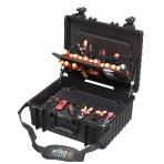 Įrankių lagaminas elektrikams WIHA Competence XL (80 vnt.)