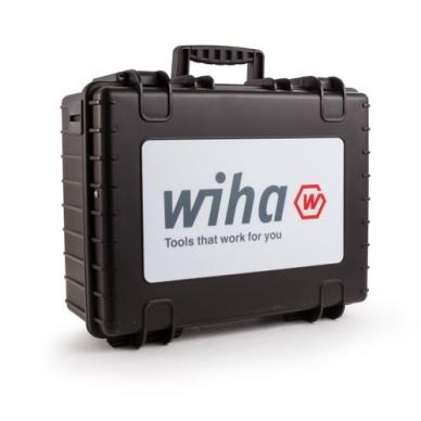 Įrankių lagaminas elektrikams WIHA Competence XL (80 vnt.) 4