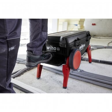 Įrankių rinkinys WIHA XXL III electric su lagaminu (100 vnt.) 16