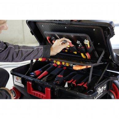 Įrankių rinkinys WIHA XXL III electric su lagaminu (100 vnt.) 5