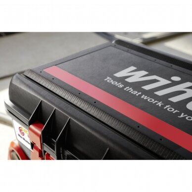 Įrankių rinkinys WIHA XXL III electric su lagaminu (100 vnt.) 4