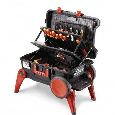 Įrankių rinkinys WIHA XXL III electric su lagaminu (100 vnt.)
