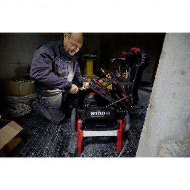 Įrankių rinkinys WIHA XXL III electric su lagaminu (100 vnt.) 6