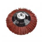 Kūgio formos šlifuoto nailono šepetys OSBORN (Ø 100 mm)