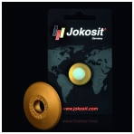 Karbido pjovimo diskas JOKOSIT, padengtas titanu (22x6 mm)