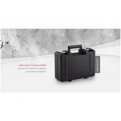 Крестовой лазерный нивелир BMI autoCROSS 4R 2
