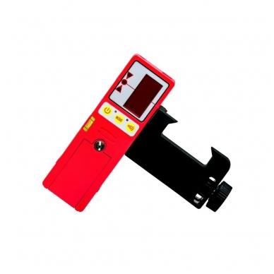 Нивелир лазерный BMI autoCROSS 360° (набор с приемником) 2