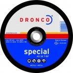 Pjovimo diskas DRONCO AS30T T42 (125 x 2,5 x 22.23)