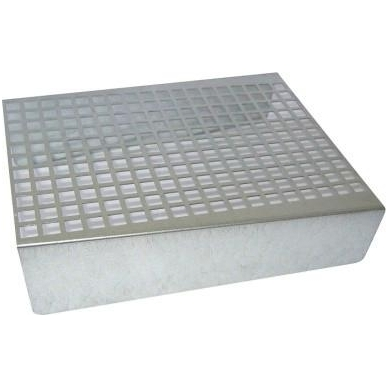 Metalinės grotelės Profi-Clean plytelių plovimo rinkiniui
