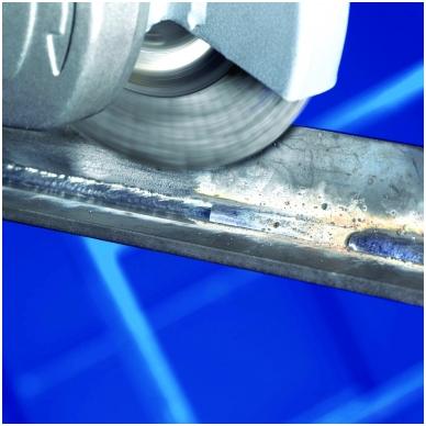 Diskinis šepetys sukta viela OSBORN (Ø 125 mm) 2