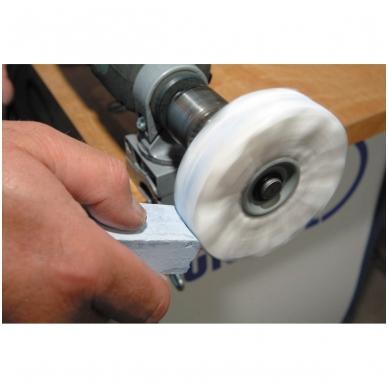 Poliravimo pasta veidrodiniam poliravimui, mėlyna OSBORN LIPPERT (700 g) 3