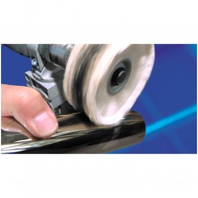 Poliravimo pasta veidrodiniam poliravimui, mėlyna OSBORN LIPPERT (700 g) 4