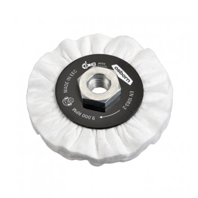 Veltinis diskas OSBORN Notiflex (Ø 100 mm)