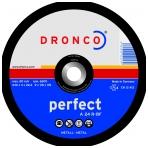 Pjovimo diskas DRONCO A24R T42 (115 x 3,0 x 22,23)
