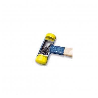 Dvipusis plaktukas vidutinio minkštumo/labai kietas WIHA Safety (60 cm) 2