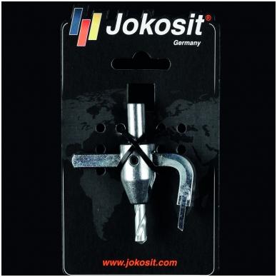 Балеринка JOKOSIT (30-80 мм) без защиты для рук (карбид)