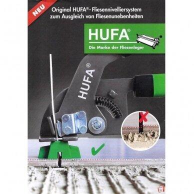 HUFA комплект системы выравнивания плиток в практичном ведре 2