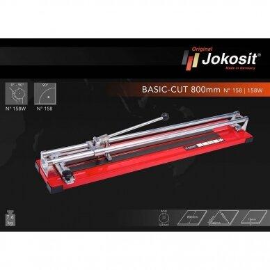 Плиткорез JOKOSIT BASIC-CUT 158W (800 мм) 2