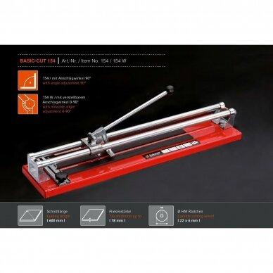 Набор плиткореза JOKOSIT BASIC-CUT 154SET (600 мм, 6 пр.) 2