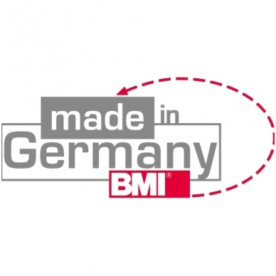 Profesionalus reguliuojamas kampmatis BMI 8 IN 1 (400x150 mm) 2