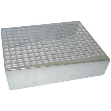 Profi-Clean профессиональный комплект для чистки плитки 24 л (с колесами и решеткой) 5